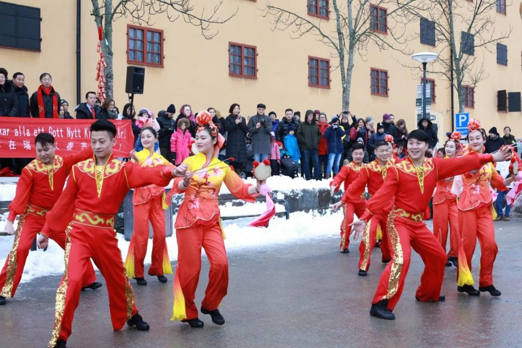 Chinese New Year 2019 Celebrated in Sweden