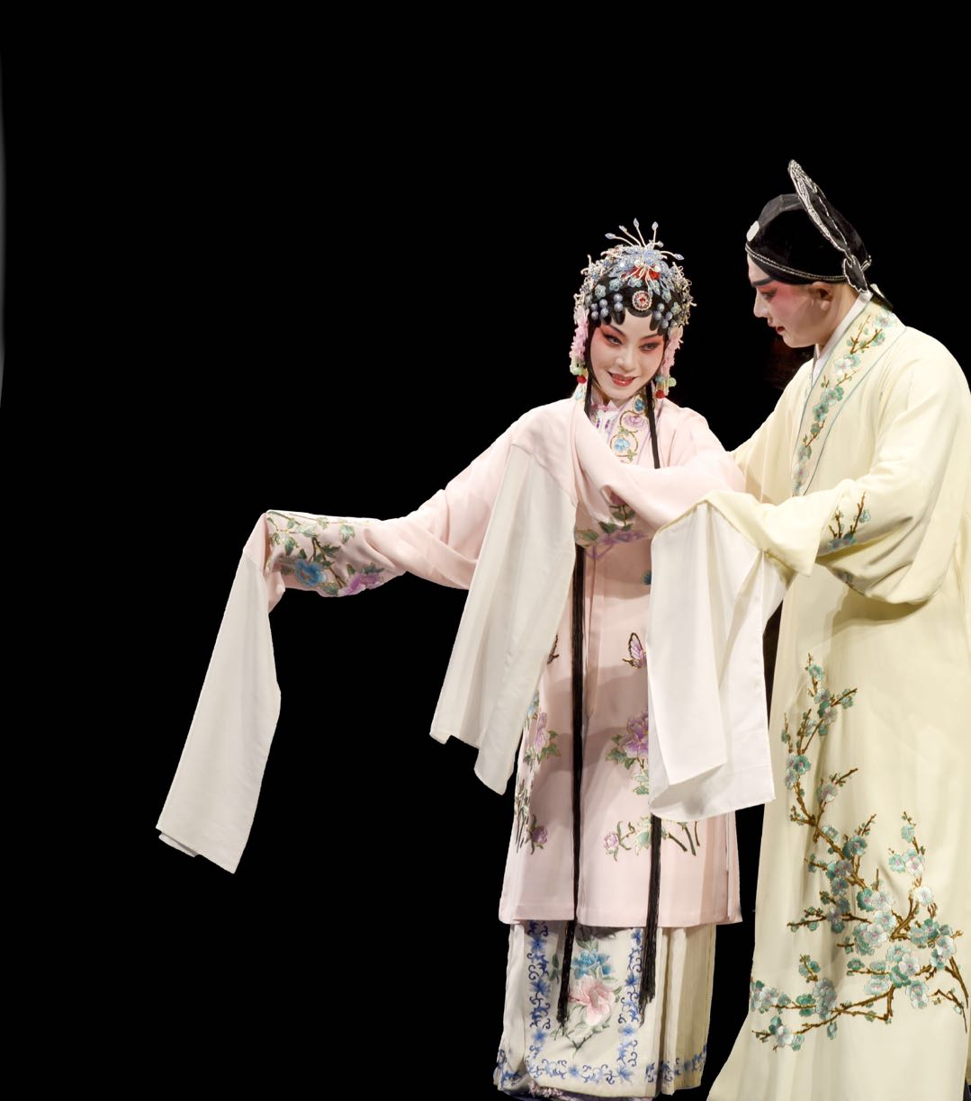 Kunqu theater lecture