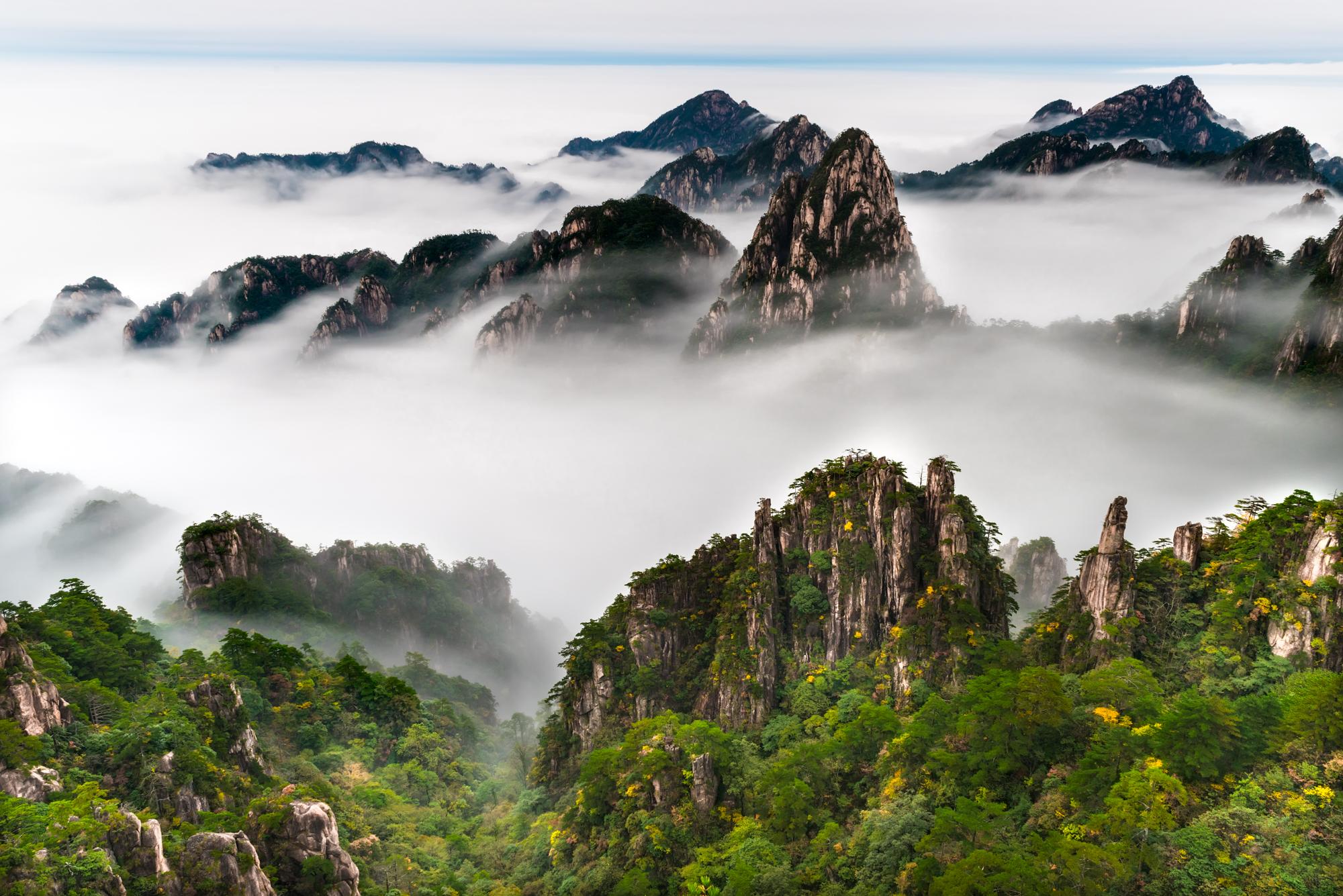 """云·游中国""系列线上展览——安徽篇 Visiting China Online – Anhui Province"