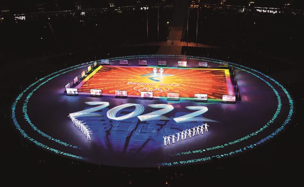 2022冬奥会、冬残奥会相约北京